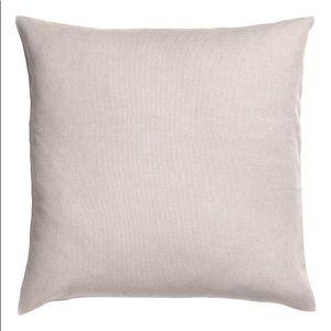 H&M Cotton Canvas Cushion Cover/Throw Pillow (3)